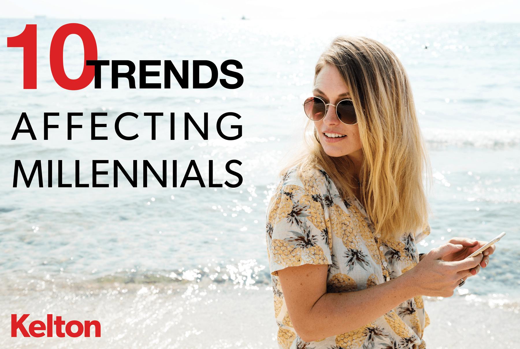 Millennial Trends Report