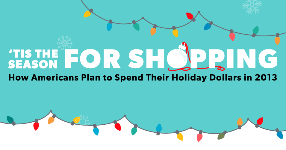 This Just In: Our 2013 Holiday Infographic Shows Consumers Are Starting Later, Spending Less (& Other Shopping Trends)
