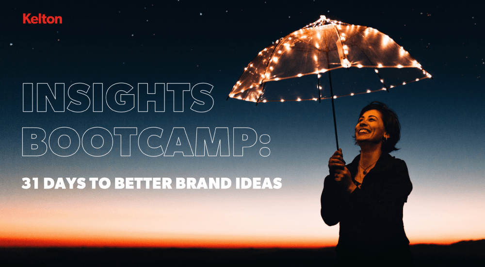 Consumer Insights Bootcamp by Kelton Global