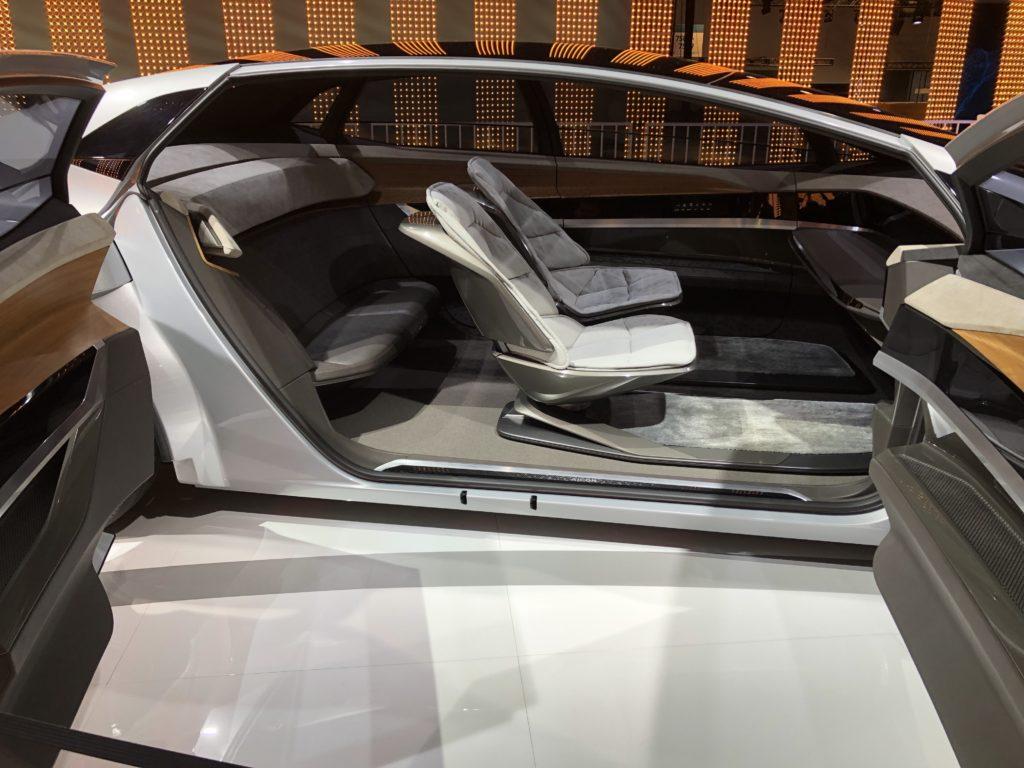 CES Consumer Insights Autonomous Driverless Car
