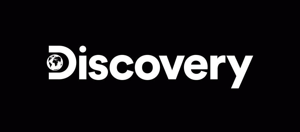 Discovery's new logo — part of their rebranding strategy