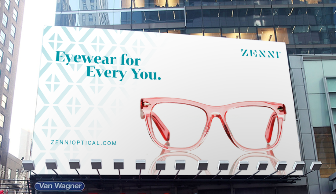Zenni Optical Brand Messaging