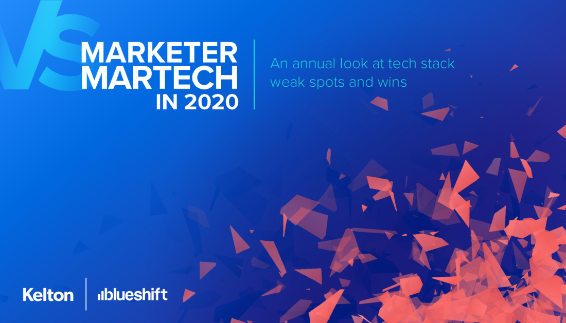 Blueshift Marketer vs Martech